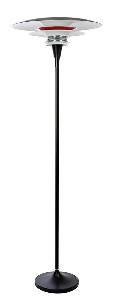 Image of   Diablo gulvlampe