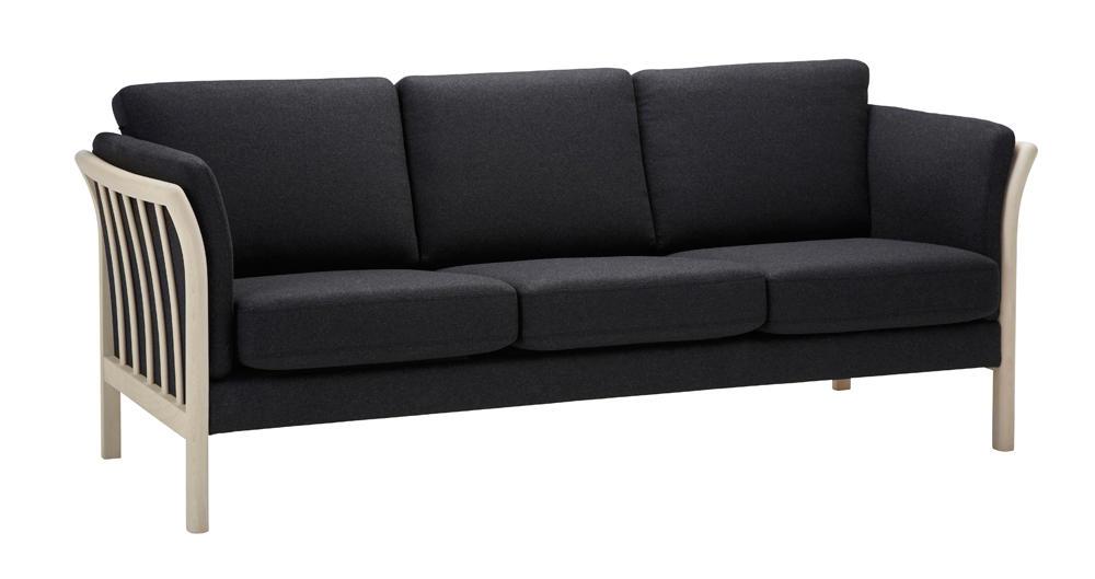 Columbia CL 100 3 pers. sofa