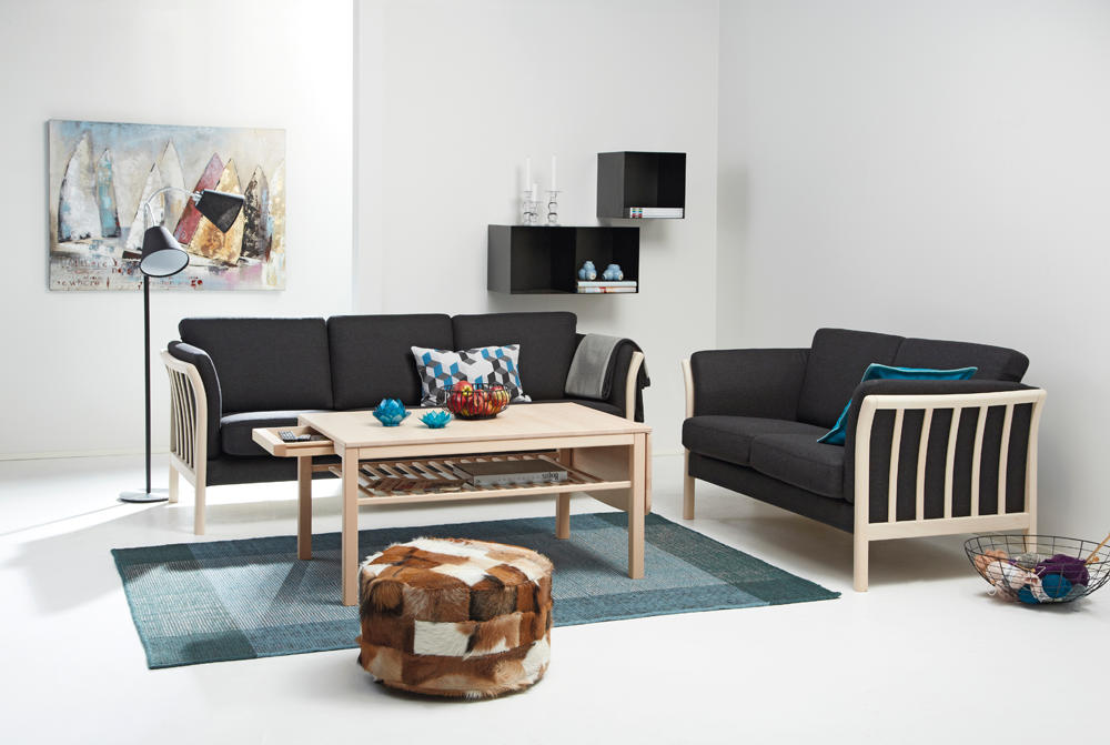 Columbia CL100 3+2 pers. sofa