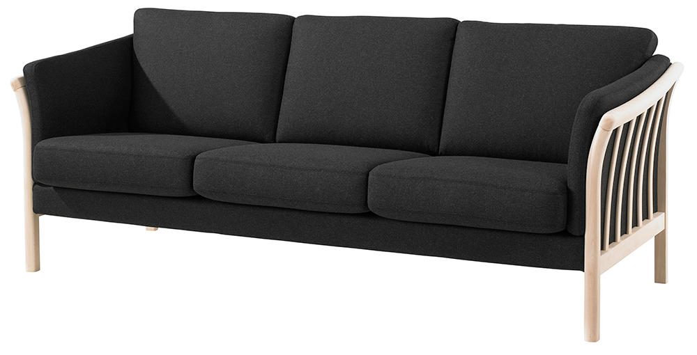 Tunis CL 600 3 pers sofa