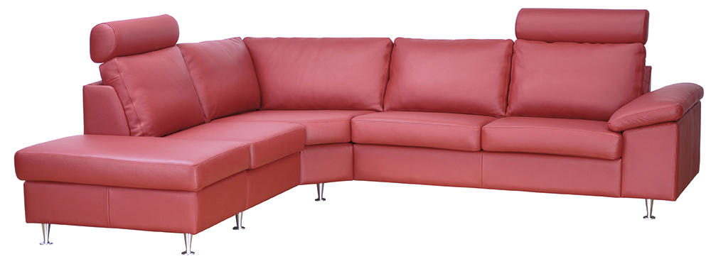 Symfoni sofa med chaiselong