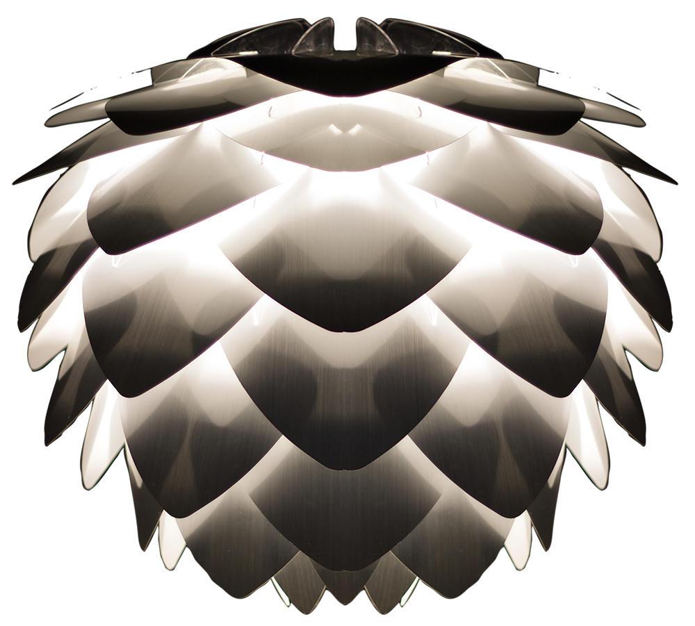 Image of   Silvia pendel stor - stålfarvet
