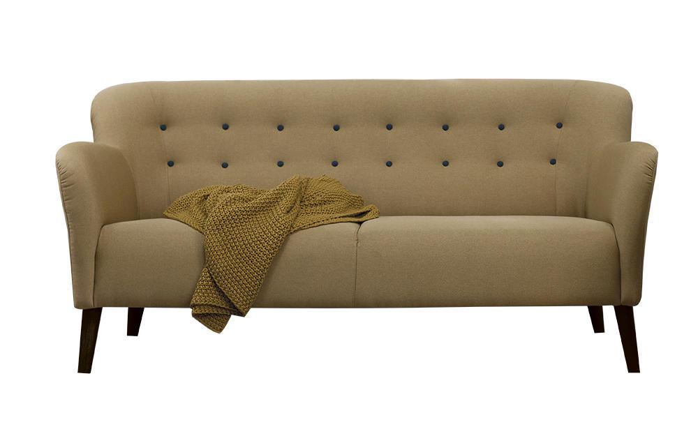 Retro 3 pers sofa