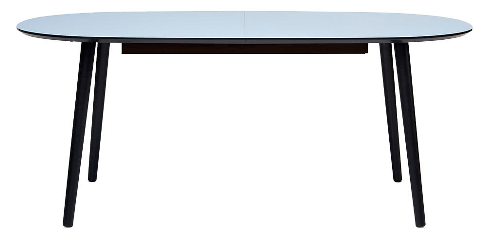 U-Design ovalt spisebord