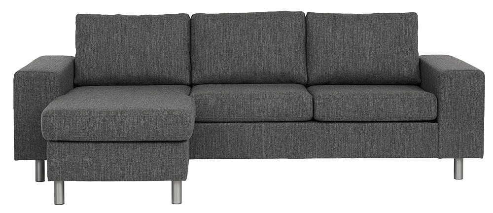 Capri sofa med chaiselong