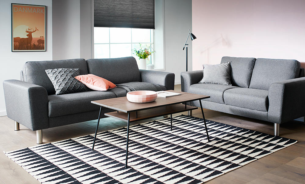 Image of   Stamford Basic 3+2 pers. sofa 2600