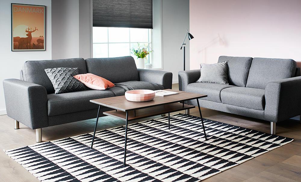 Stamford Basic 3+2 pers. sofa 2600
