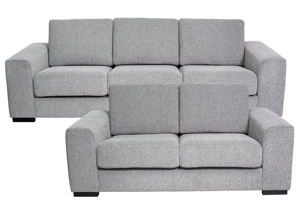 Image of   Malmø 3 + 2 pers. sofa