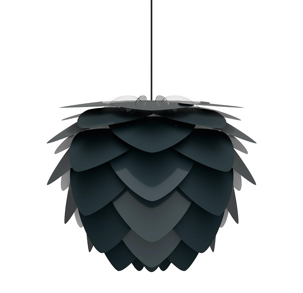 Image of   Aluvia anthracite lampe
