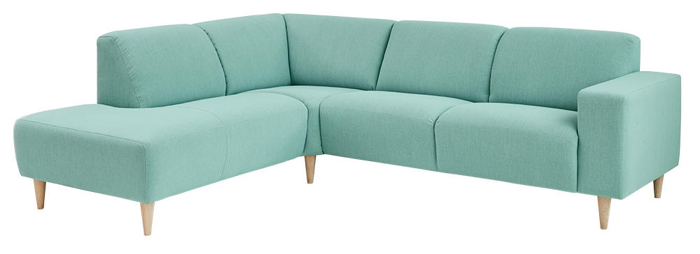 Image of   Amalfi sofa med open end