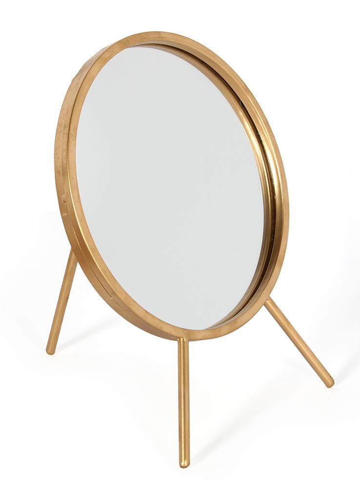 Barcelona messing spejl