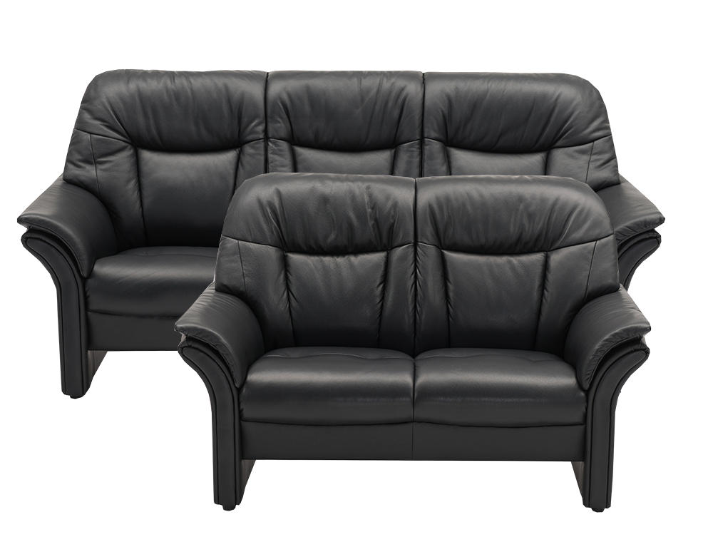 Image of   Chicago 3+2 pers. sofa høj model 1915