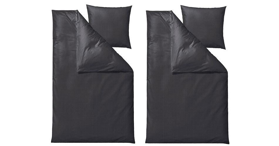 Billede af Södahl Edge sengetøj 2 sæt ash