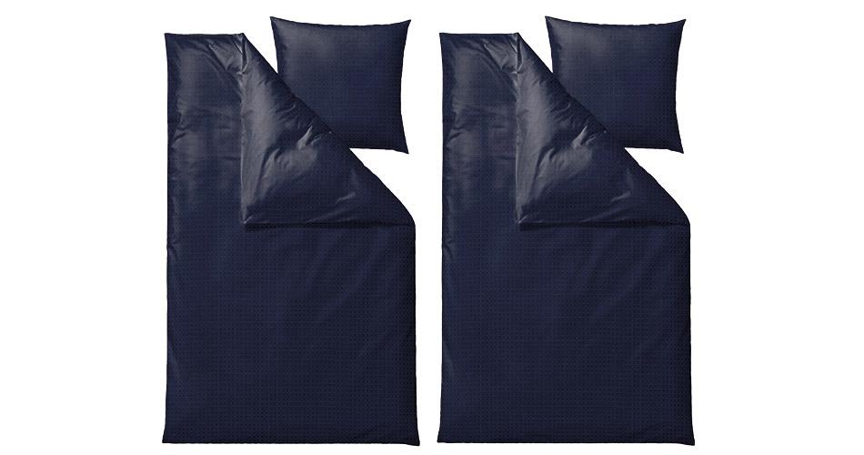 Image of   Södahl Edge sengetøj 2 sæt indigo