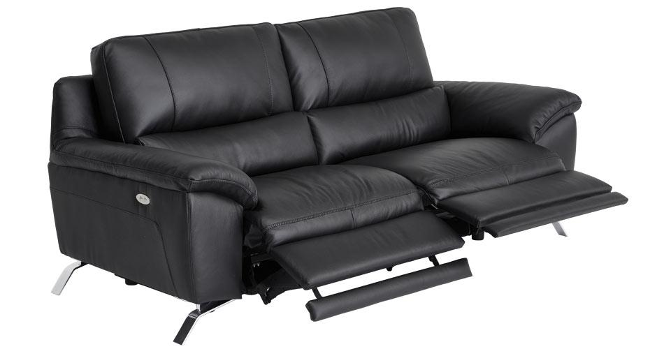 Image of   Matera 3 pers. sofa med el-recliner