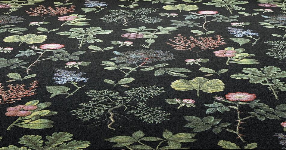 Create Flora tæppe