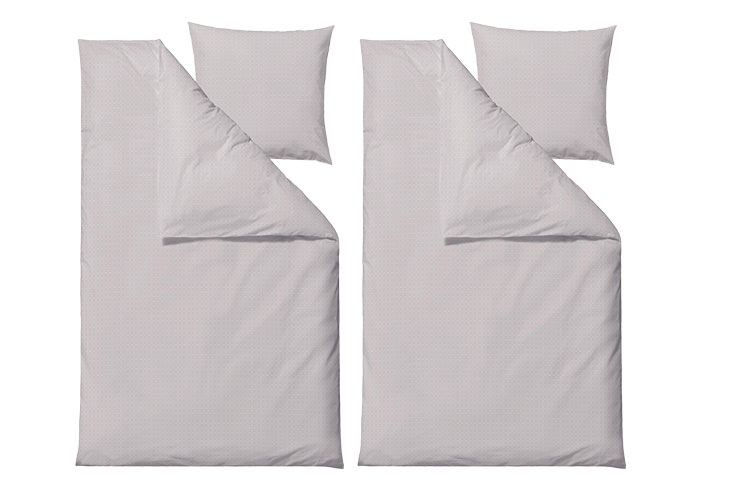 Södahl Edge sengetøj 2 sæt lavender