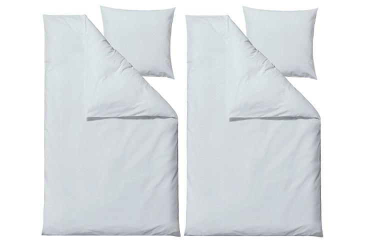 Image of   Södahl Edge sengetøj 2 sæt linen blue