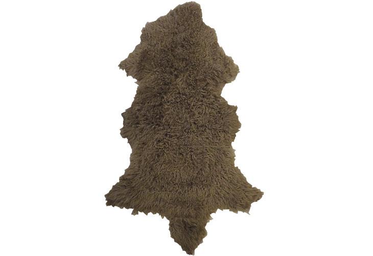Image of   Mushroom tibetansk lammeskind