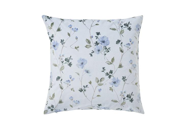 Image of   Södahl In Bloom linen blue pude