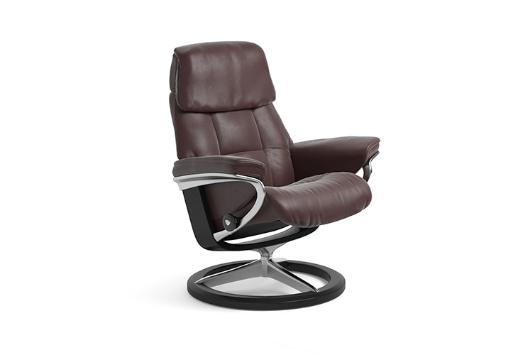 Image of   Stressless Ruby lænestol med Signature stel