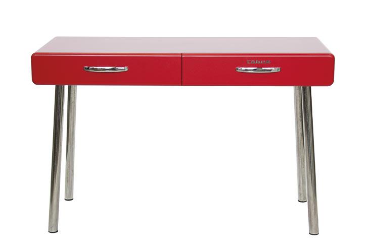 Cobra rød skrivebord