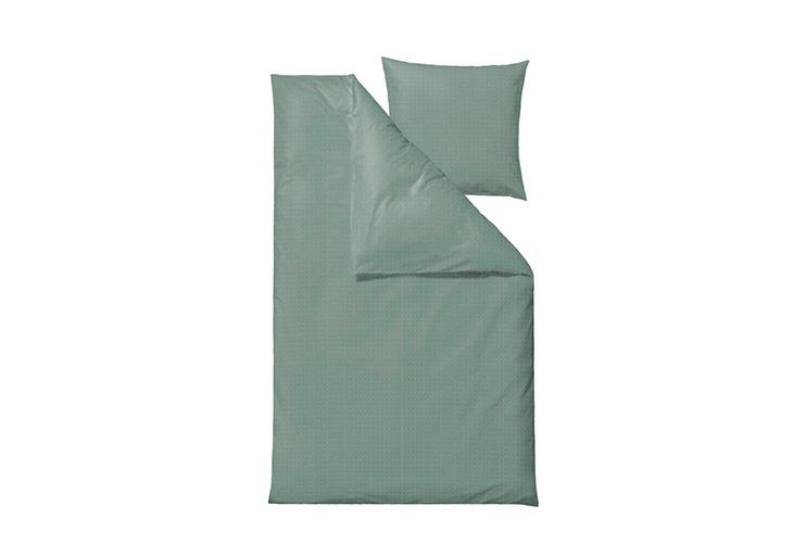 Billede af Södahl Edge sengetøj leaf green
