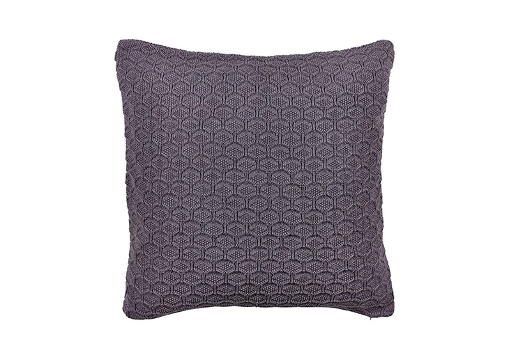 Image of   Södahl Deco Knit pude lavender