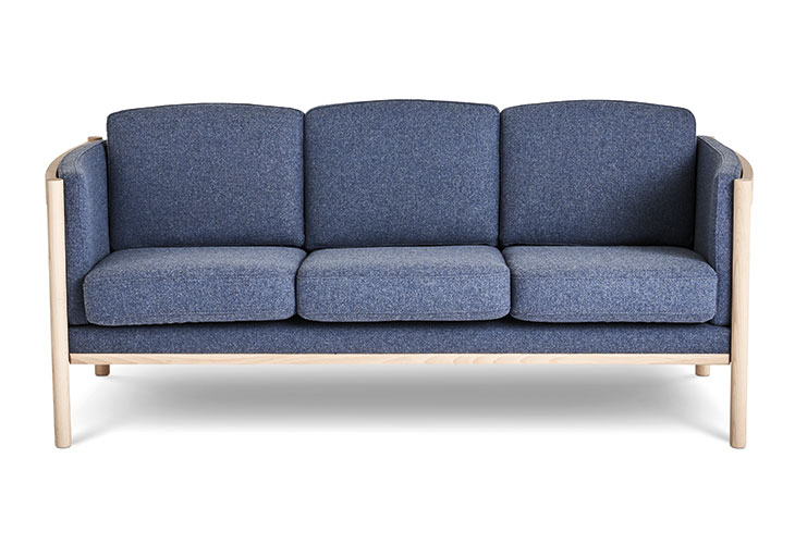 Image of   Fanø 3 pers. sofa