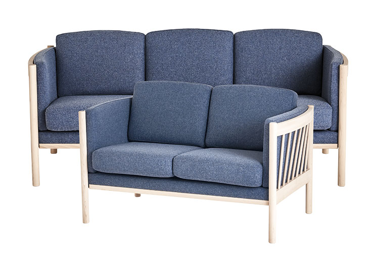 Image of   Fanø 3+2 pers. sofa