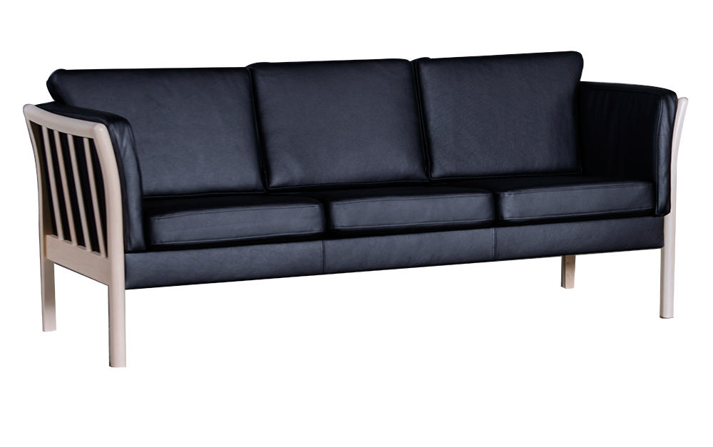 Image of   Tremmesofa 3 pers. sofa