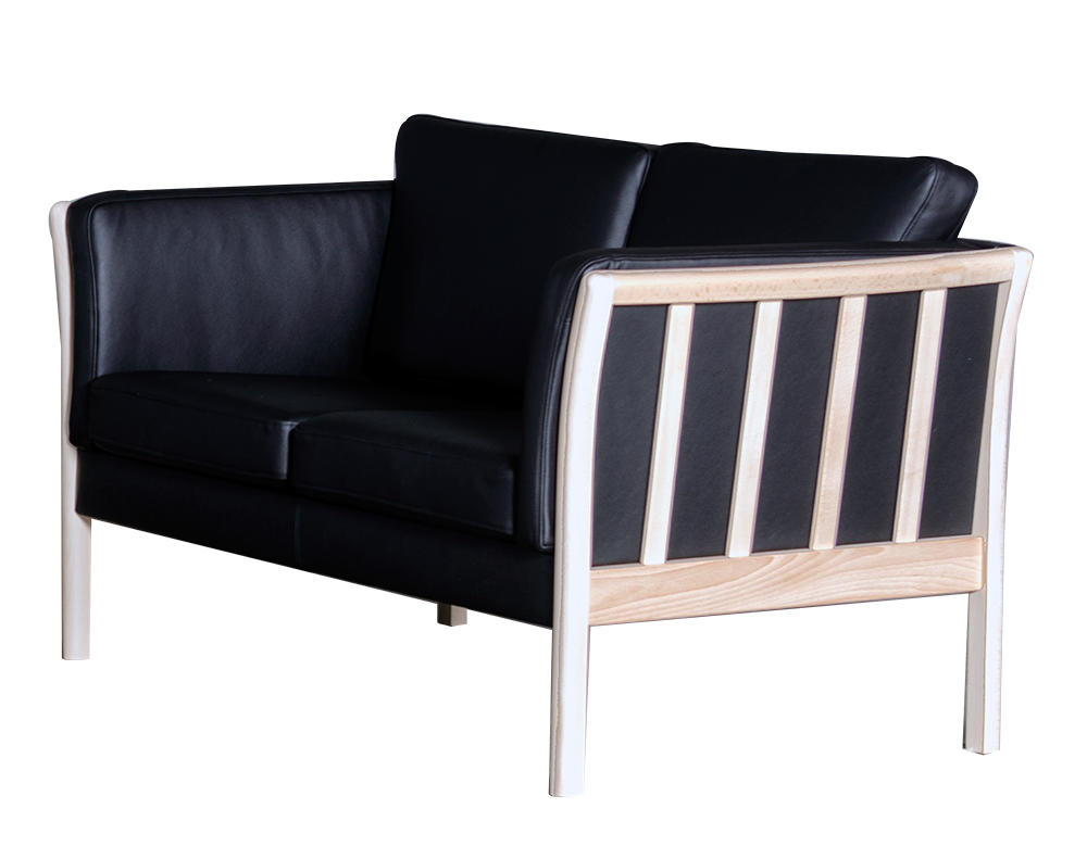 Image of   Tremmesofa 2 pers. sofa