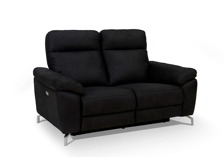 Image of   Dallas 2 pers. sofa sort