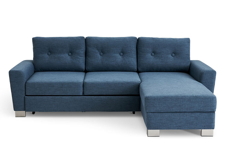 Image of   Als luksus 2 pers. sovesofa med chaiselong