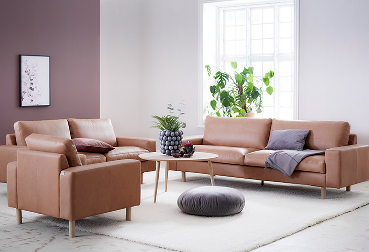 Image of   Symfoni 3+2 pers. sofa