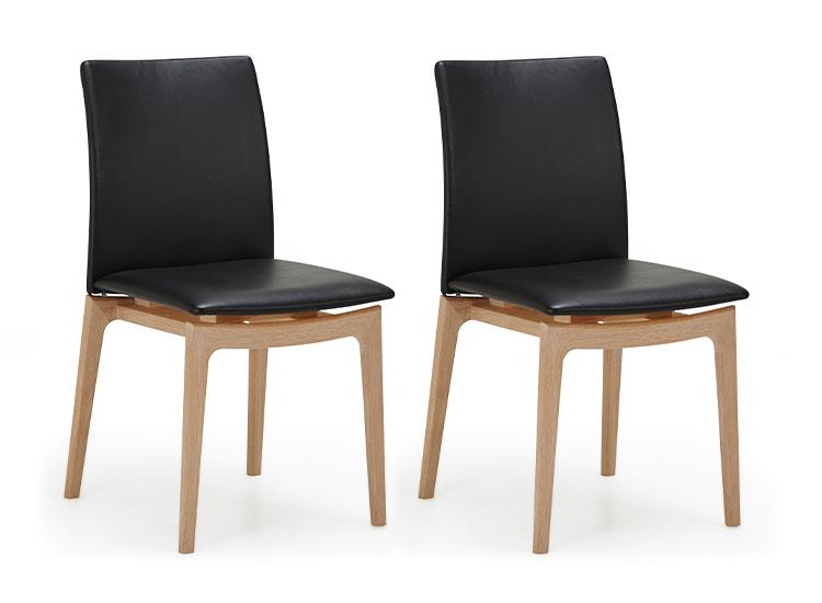 Skovby SM63 spisebordsstol 2 stk.